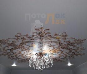 Натяжные потолки в Кемерово фото 40