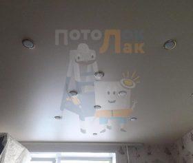 Натяжные потолки в Кемерово фото 38