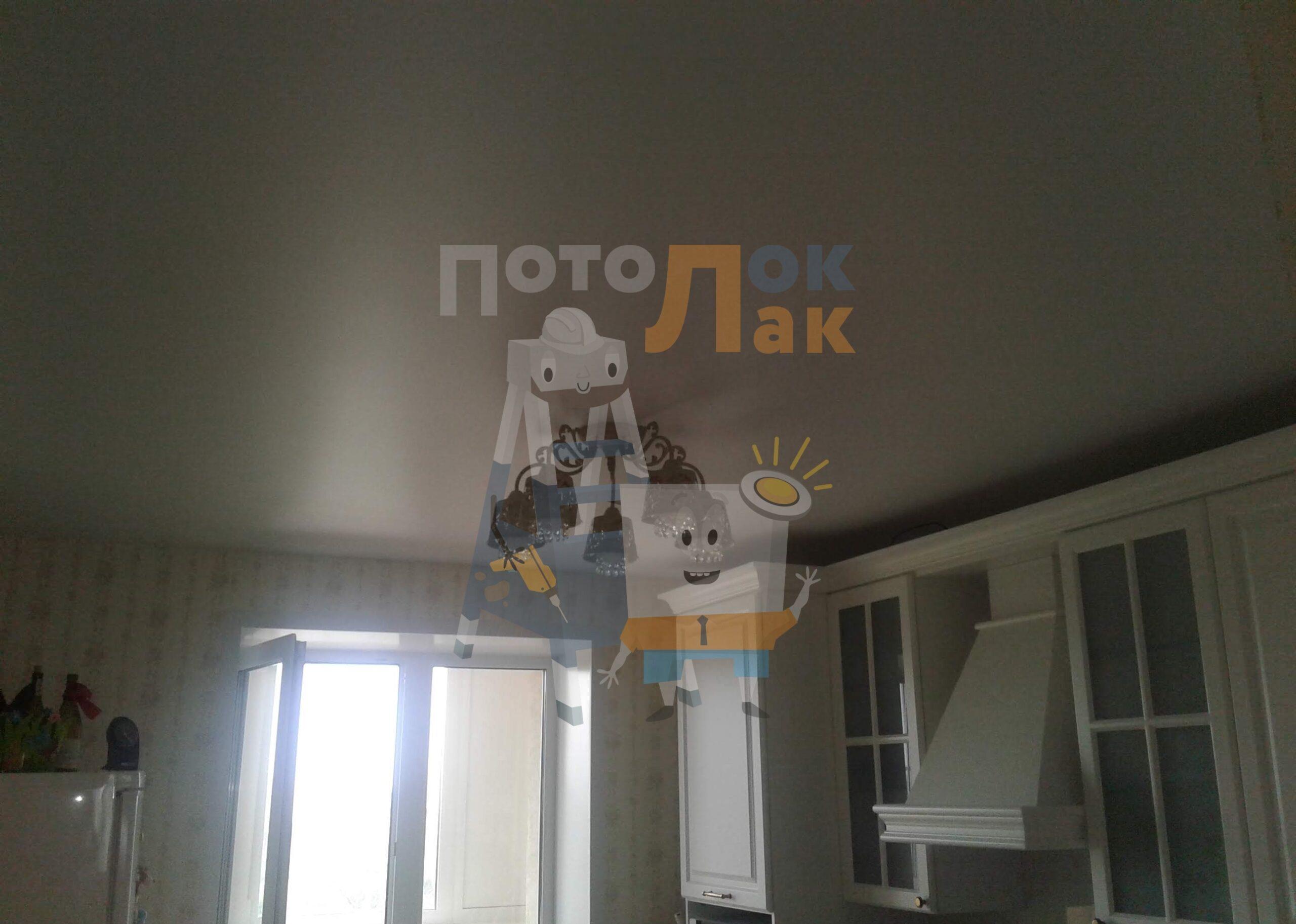 Натяжные потолки 9 кв. м в Кемерово фото 8