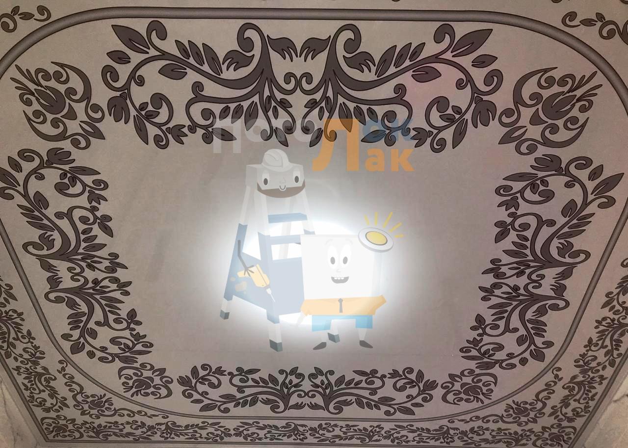 Натяжные потолки с фотопечатью в Кемерово фото 8