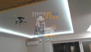 Натяжные потолки в Кемерово фото 18